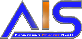 AIS Engineering Concept Logo