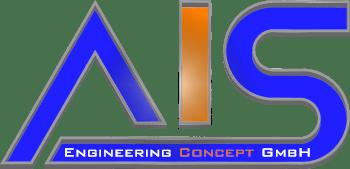 AIS Engineering Concept Logo